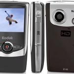 Kodak Zi6 HD camcorder
